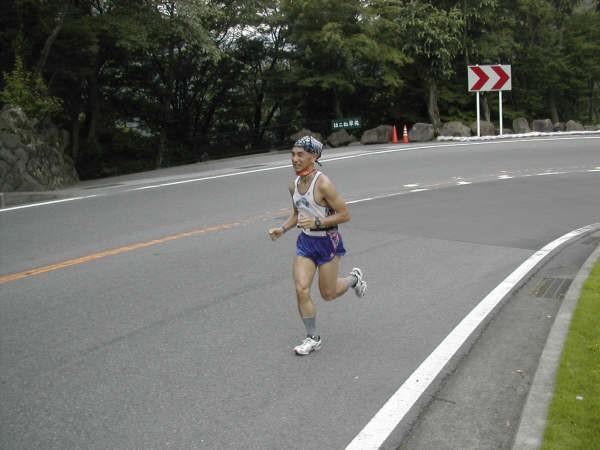 先生はマラソン好きな走る獣医さん