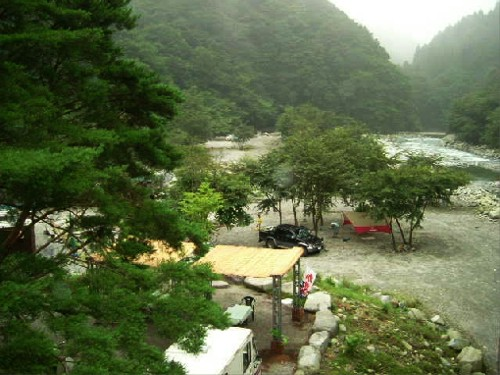 西丹沢・山北 マウントブリッジキャンプ場