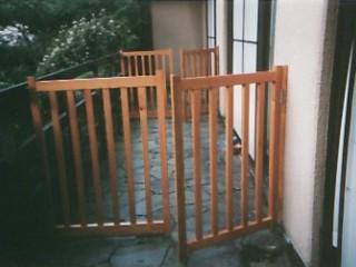 柵・塀などの屋外の作り物・エクステリア工事
