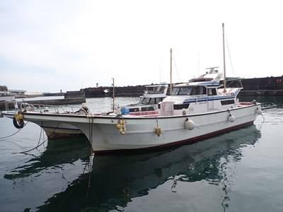 釣船専用・海真丸です。5名~15名様まで。ファミリーの方、女性料金、子供料金あります。