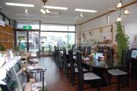 広々した店内は、趣味や多目的な集まりにも利用できます。